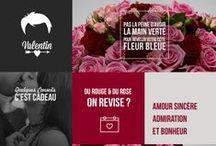 Valentin / L'Amour avec un grand A. Si vous êtes un incorrigible romantique, que pour vous soirée en tête-à-tête signifie roses rouges, champagne et chocolat, suivez le guide ! Monsieur Fleurs vous dévoile ses bons plans fleuris !