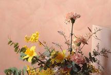 florals + centerpieces