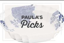 Paula's Picks / Some of Paula's favorite items available from the PaulaDeenStore.com / by Paula Deen