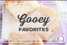 Gooey Favorites / by Paula Deen