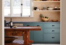 kitchens / every cook deserves a pretty kitchen