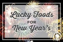 Lucky Foods for New Year's