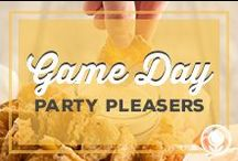 Game Day Party Pleasers / by Paula Deen