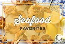 Seafood Favorites / by Paula Deen