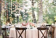 Tablescapes  / by Shelley Cook