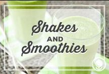 Shakes and Smoothies / by Paula Deen