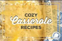 Cozy Casserole Recipes / by Paula Deen