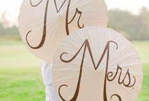 Wedding Bells / by Ashley Fentress