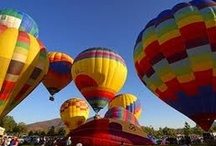 Hot Air Balloons / by Kristal Levine