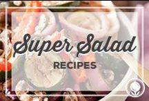 Super Salad Recipes / by Paula Deen