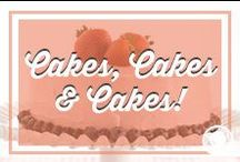 Cakes, Cakes, & Cakes! / by Paula Deen