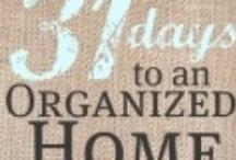 Organizing! / by Amber Gravley