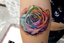 Inked... / by Ashley Fentress