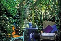 Outdoor Spaces / by Tara Painter