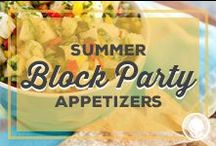 Summer Block Party Appetizers / by Paula Deen