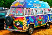 Classic/ hippie travel / by Shelley Cook