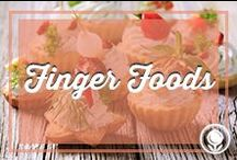 Finger Foods / by Paula Deen