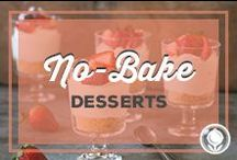 No-Bake Desserts / by Paula Deen
