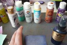 Stamps~Ink~Glue~Tips~etc. / by Diane Vincent