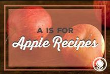 A is for Apple Recipes / by Paula Deen