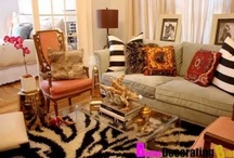 """Bohemian Style / I've supressed the Bohemian in me for years. I was a hippie flower child and over the years I """"changed"""" my style. Now that I am in my 60s and a widow with 14 cats, I think I will finally give in to my inner boho style and start my redecorating! Can't wait! / by Diane Vincent"""