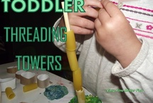 Toddler Stuff / by Amber Gravley