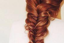Hair / by Alexandria