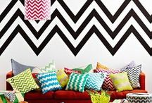 Chevrons and patterns