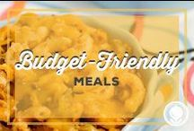 Budget-Friendly Meals / by Paula Deen