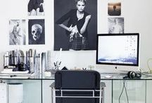 work space / by Ashley Young