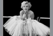 Marilyn Monroe Vs Norma Jeane / by Isabelle Jullian