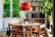 dining rooms / a place to gather around a good meal with good company