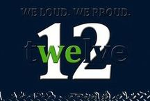 12TH MAN / by Katie Anderson