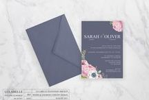 { s t a t i o n e r y } / Wedding Invitations and Stationery / by LULABELLE