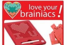 Gifts from the Heart / Love Your Brainiacs! / by Marbles: The Brain Store