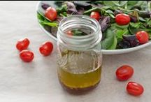 Primal Condiments, Dressings, Sauces, Dips, Broths etc. / by Katie Anderson