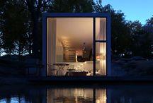 lake HOUSES house BOATS etc