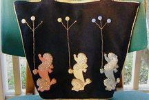 poodle BAGS & purses