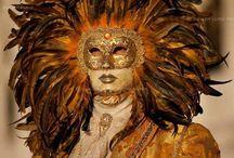 carnivale VENICE masquerade / venice CARNIVALE