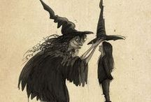 ooky...kooky..spooky / by Linda Peck