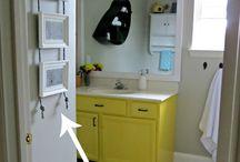 Bathrooms / by Alison Rockett Ramsey