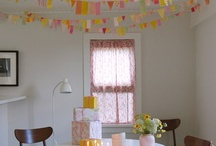 CELEBRATIONS / Birthdays, Special Events & Anniversary Ideas / by Stephanie