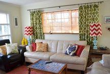 Living Room / by Alison Rockett Ramsey