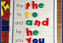 Phonics/Reading/Writing / by Michelle Evans