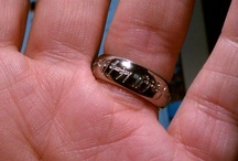 From Our Customers / Feedback through our customer's own titanium wedding rings photos