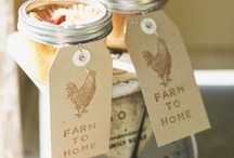 """""""Think inside the Farm"""" Our Favorite Ideas / Things that inspire us or inspire you.  / by Farmstead at Long Meadow Ranch"""