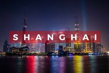 "Shanghai / There are so many things to do in Shanghai. Map out the best noodles in China, get lost in the markets, travel through the ""Gateway to the West,"" and much more!"