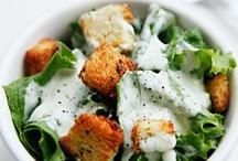 Salads / by Crystal Ashton
