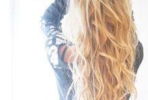 Hair / by Amanda Stallings
