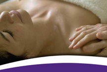 Ways to Relax  / Take care of yourself.  Get a Mammogram and Massage.